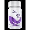 CBD Gel Capsules   25 Mg. Capsules